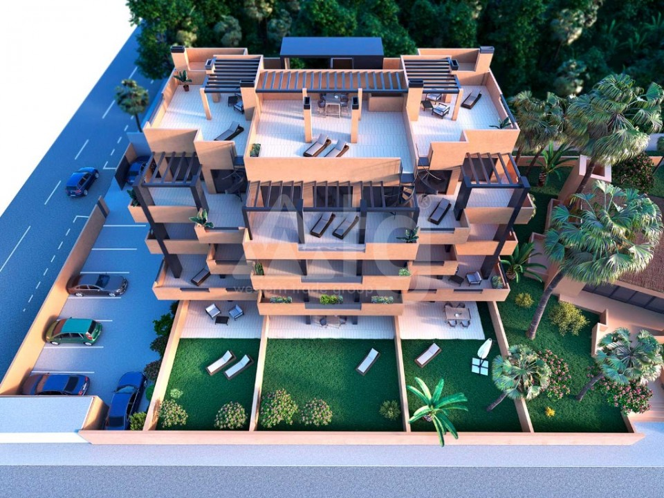Villa de 3 chambres à Pilar de la Horadada - OK8097 - 4