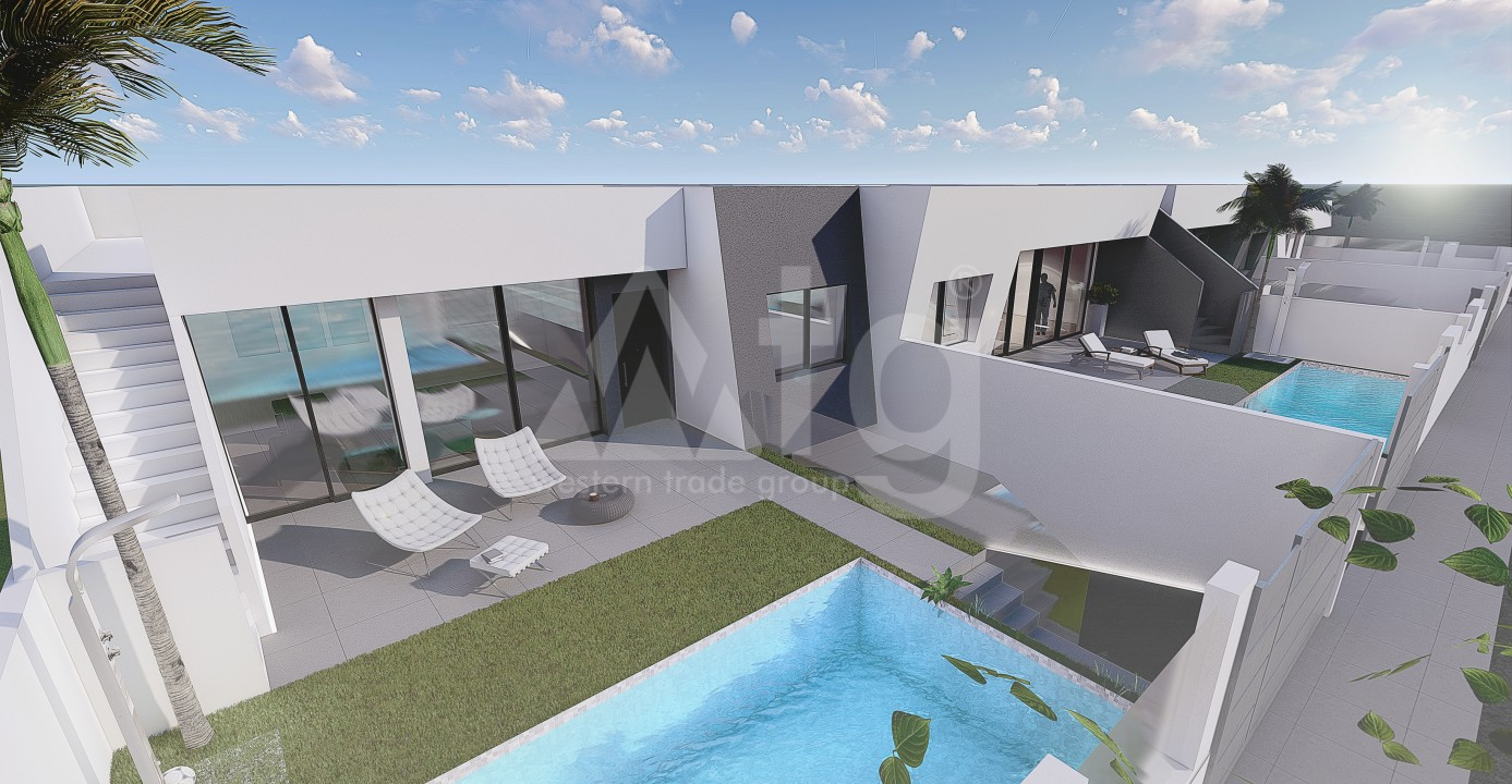 Villa de 3 chambres à Santiago de la Ribera - GU119242 - 9