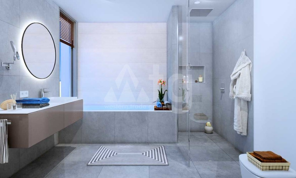 Villa de 3 chambres à Vistabella - VG8018 - 7