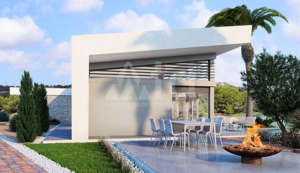 Villa de 3 chambres à Vistabella - VG8018 - 9