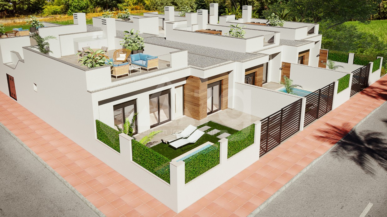 Villa de 3 chambres à Los Montesinos - HQH116662 - 1