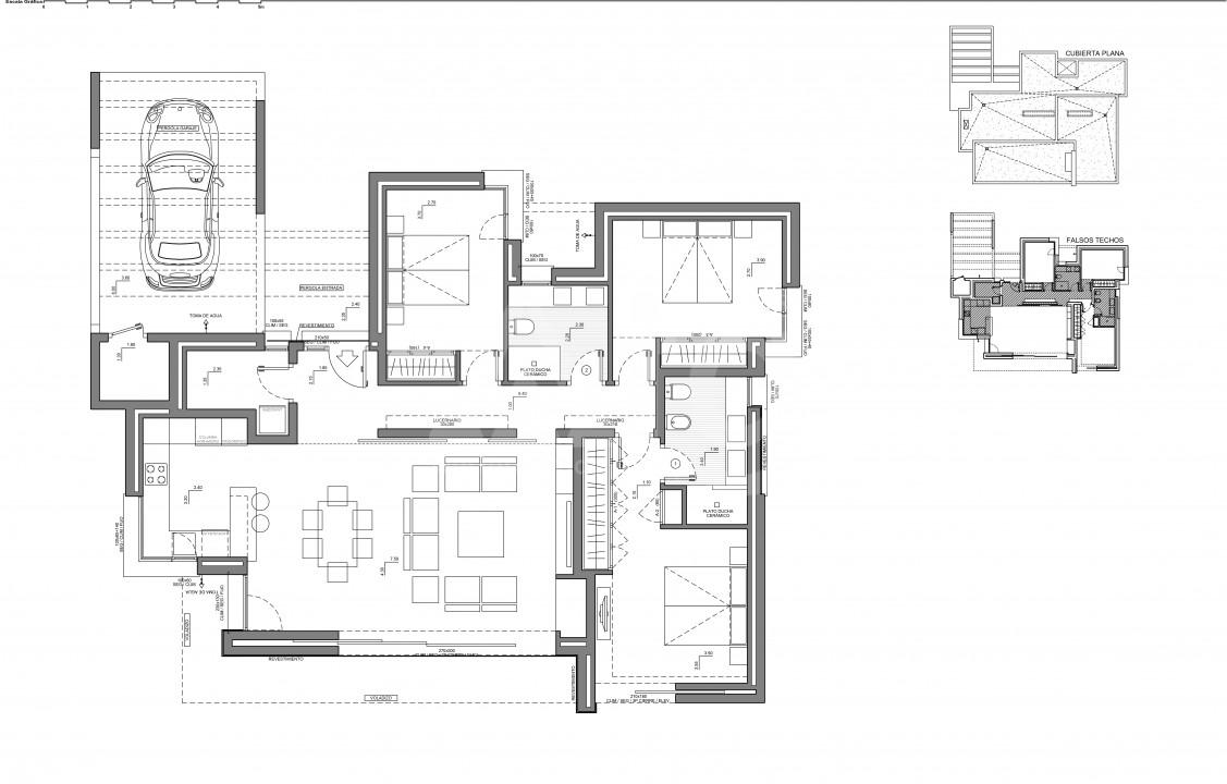 Villa de 3 chambres à Benitachell - VAP115438 - 13