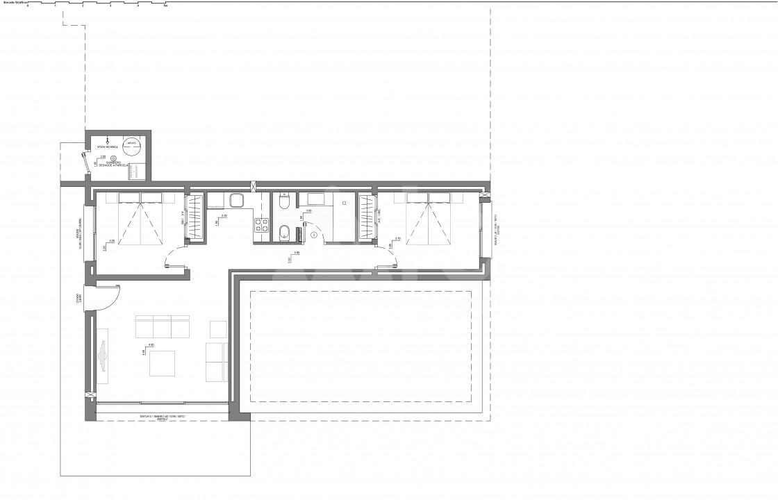 Villa de 3 chambres à Benitachell - VAP115438 - 14
