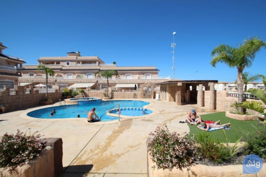 Villa de 3 chambres à Dehesa de Campoamor - AGI8582 - 1