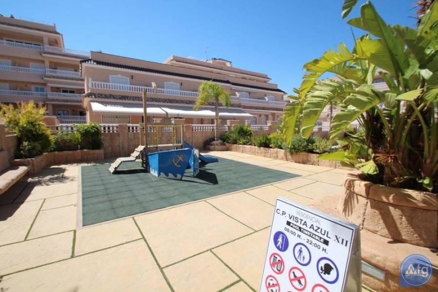 Villa de 3 chambres à Dehesa de Campoamor - AGI8582 - 14
