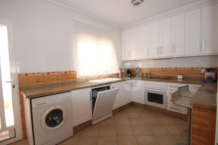 Villa de 3 chambres à Dehesa de Campoamor - AGI8582 - 3