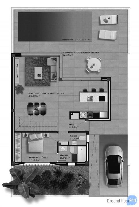 Villa de 3 chambres à Dolores - LAI7745 - 25