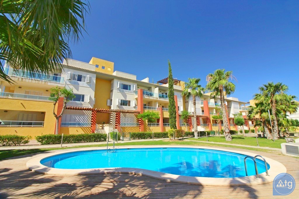Villa de 3 chambres à San Miguel de Salinas - GEO5306 - 1