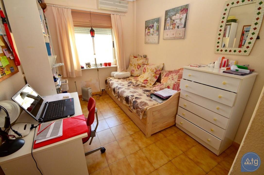 Villa de 3 chambres à San Pedro del Pinatar - GU2208 - 1