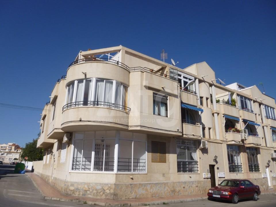 Villa de 3 chambres à San Pedro del Pinatar - GU2208 - 4