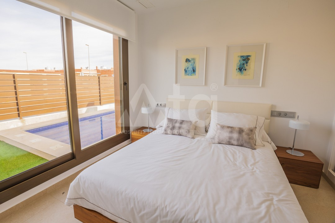 Villa de 3 chambres à San Miguel de Salinas - VG7996 - 23