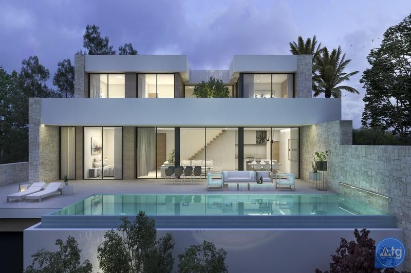 Villa de 3 chambres à San Pedro del Pinatar - GU6659 - 1