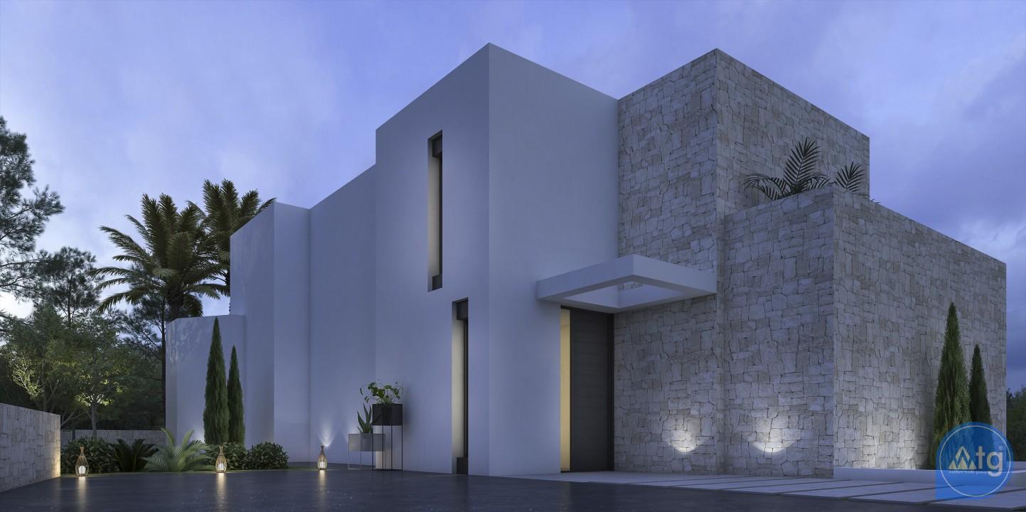 Villa de 3 chambres à San Pedro del Pinatar - GU6659 - 3