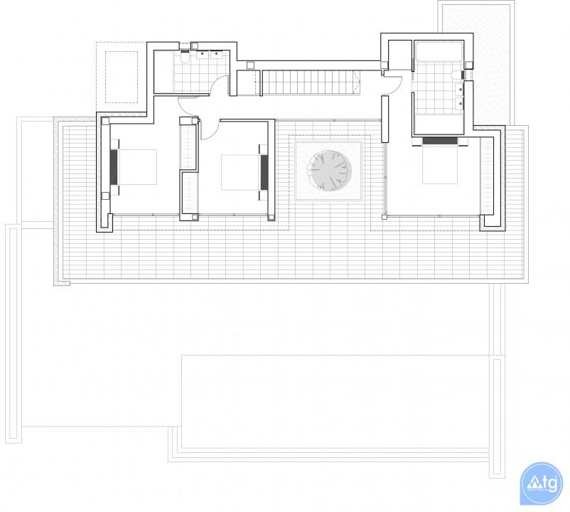 Villa de 3 chambres à San Pedro del Pinatar - GU6659 - 8
