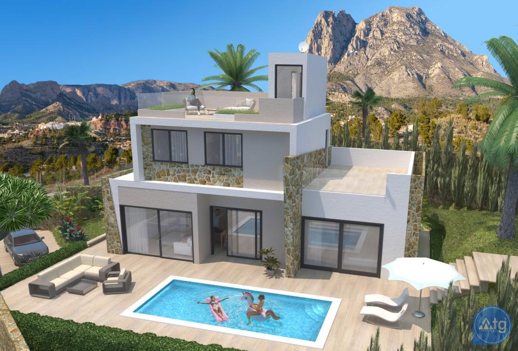 Villa de 3 chambres à Torrevieja - AG6087 - 2