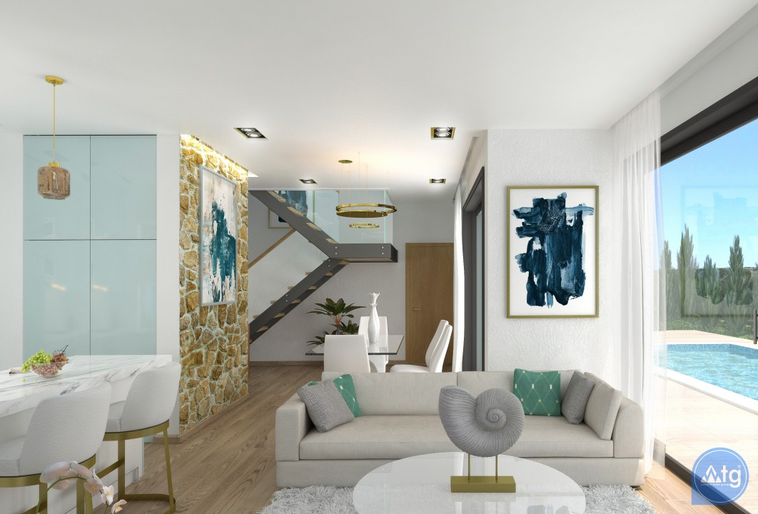 Villa de 3 chambres à Torrevieja - AG6087 - 4