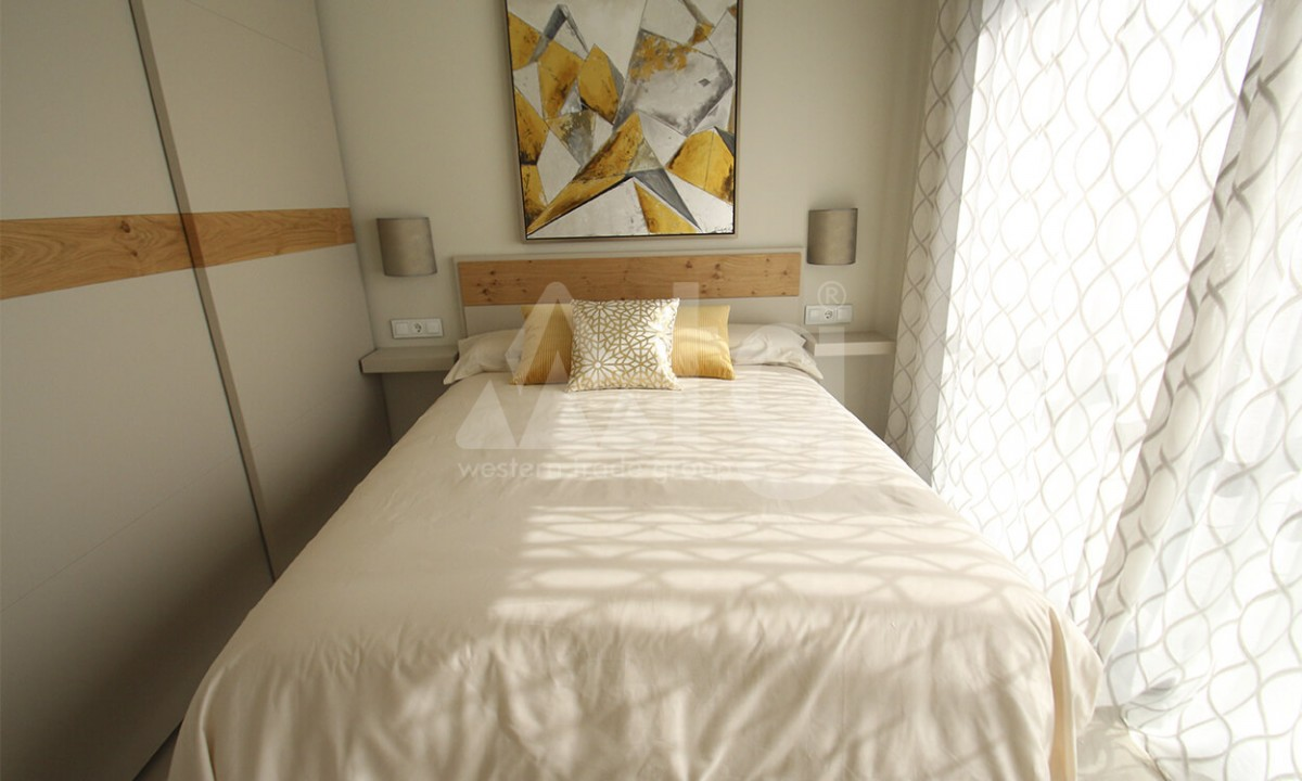 4 bedroom Villa in Dehesa de Campoamor - AGI3987 - 15