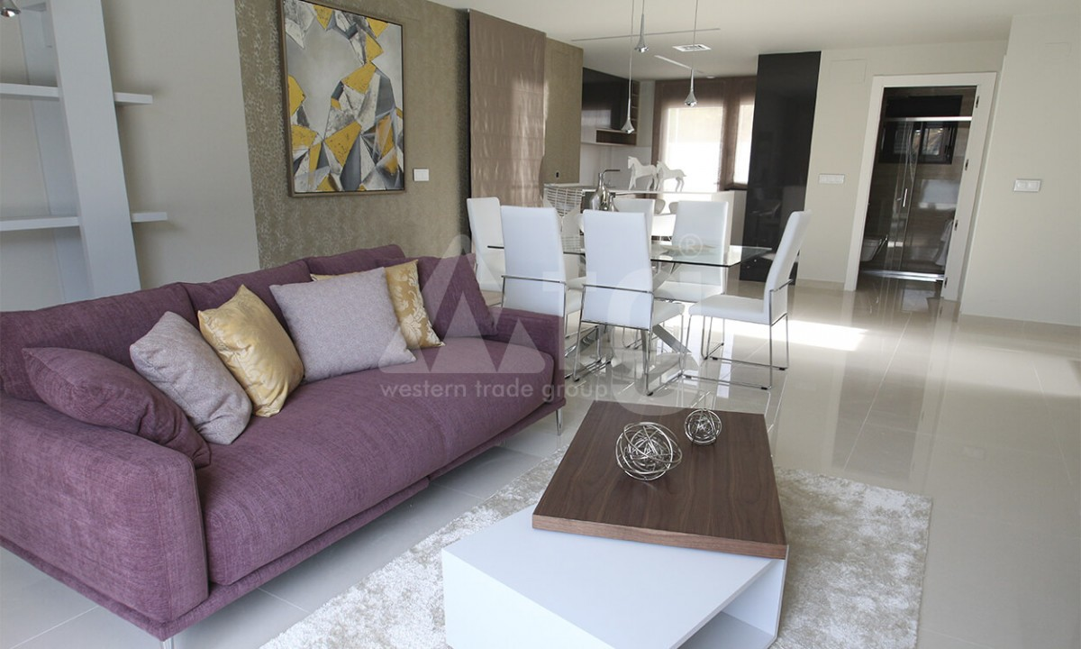 4 bedroom Villa in Dehesa de Campoamor - AGI3987 - 3