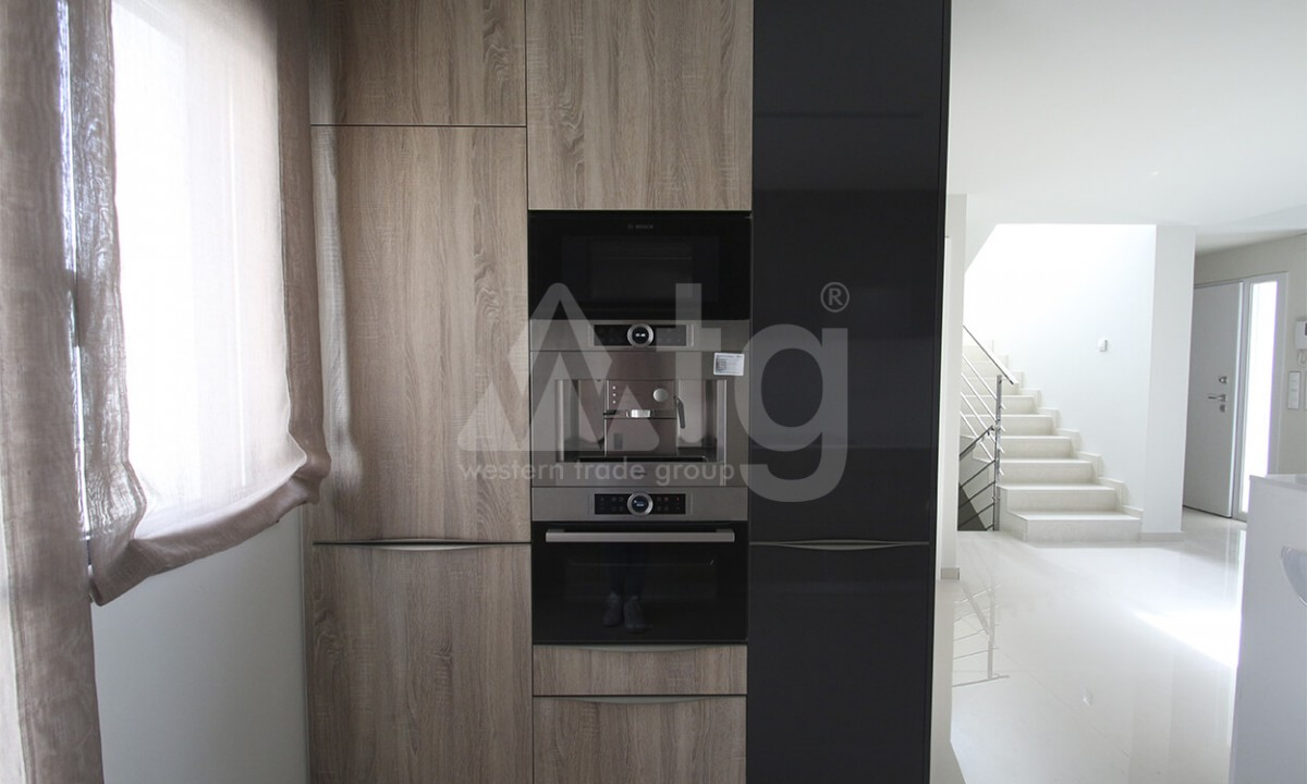 4 bedroom Villa in Dehesa de Campoamor - AGI3987 - 6