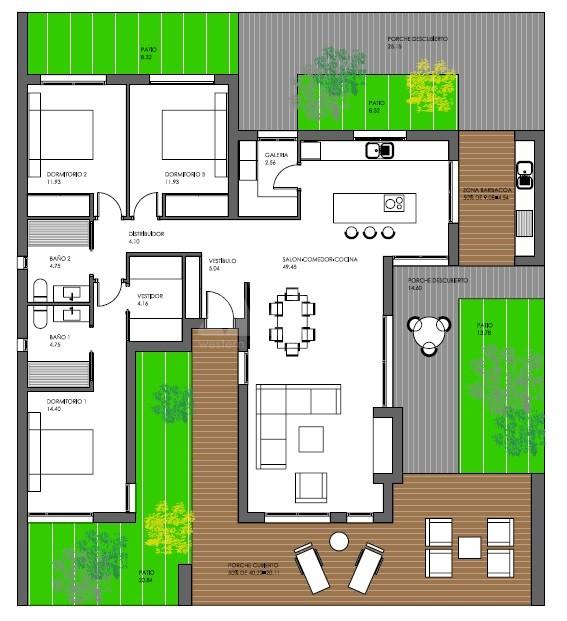3 bedroom Villa in Pilar de la Horadada  - BM8420 - 5