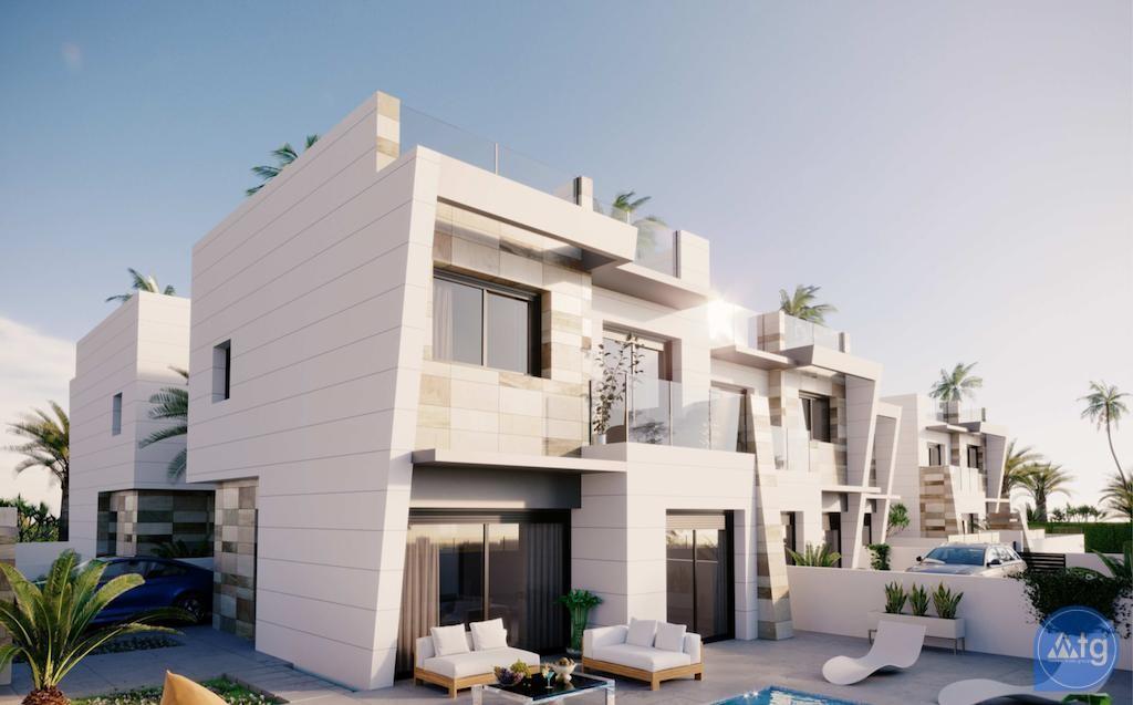 Villas cerca de la playa en Torre de la Horadada, Costa Blanca - BM118209 - 1