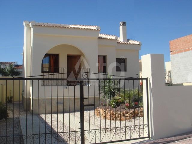 Villa de 3 habitaciones en Bigastro  - SUN5945 - 2