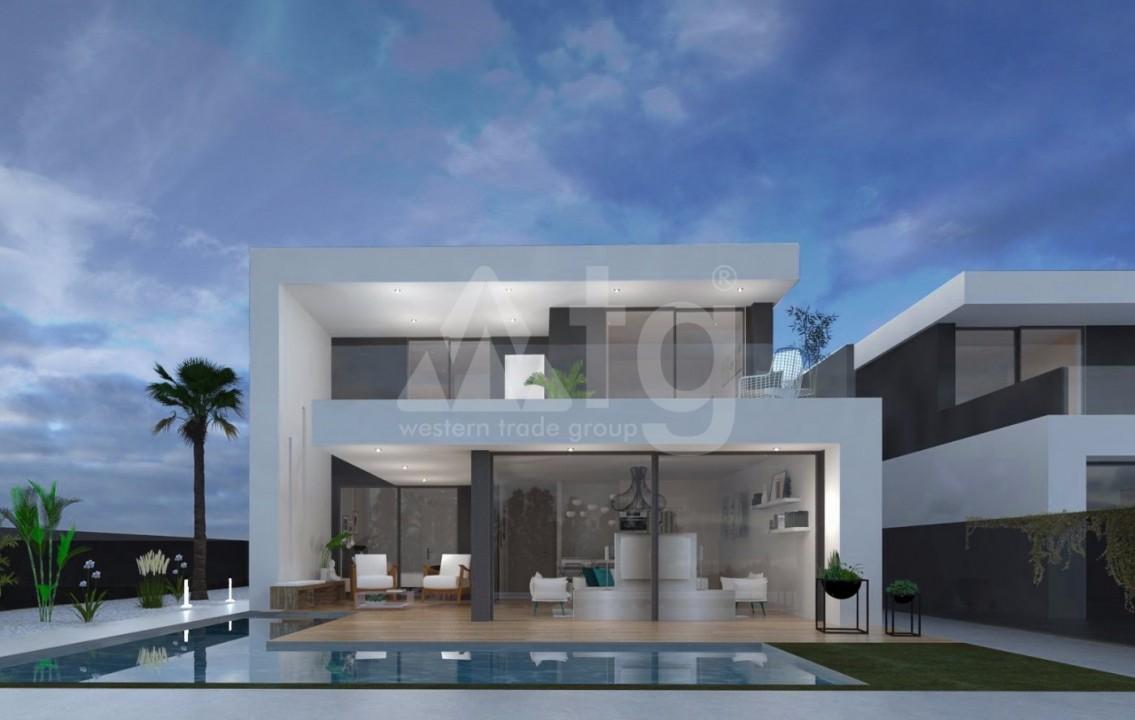Villas en Santiago de la Ribera, 3 dormitorios, area 128 m<sup>2</sup> - WHG113950 - 1