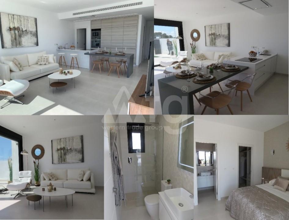 Villas en Santiago de la Ribera, 3 dormitorios, area 128 m<sup>2</sup> - WHG113950 - 13