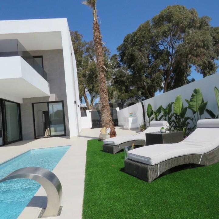 Villas en Santiago de la Ribera, 3 dormitorios, area 128 m<sup>2</sup> - WHG113950 - 14
