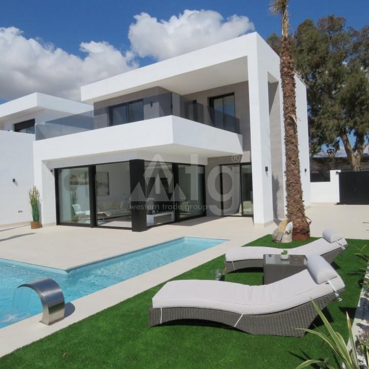 Villas en Santiago de la Ribera, 3 dormitorios, area 128 m<sup>2</sup> - WHG113950 - 15