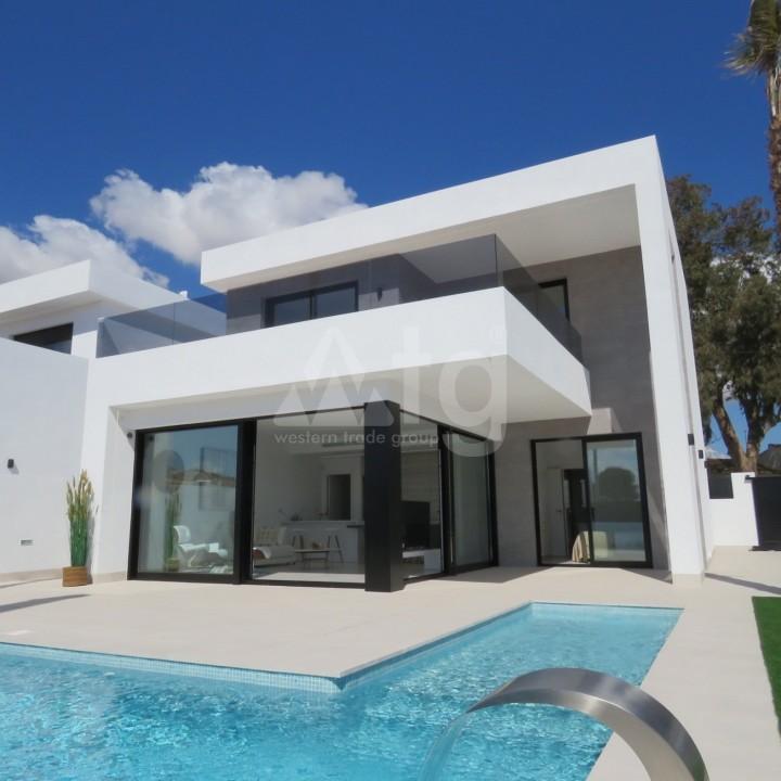 Villas en Santiago de la Ribera, 3 dormitorios, area 128 m<sup>2</sup> - WHG113950 - 16