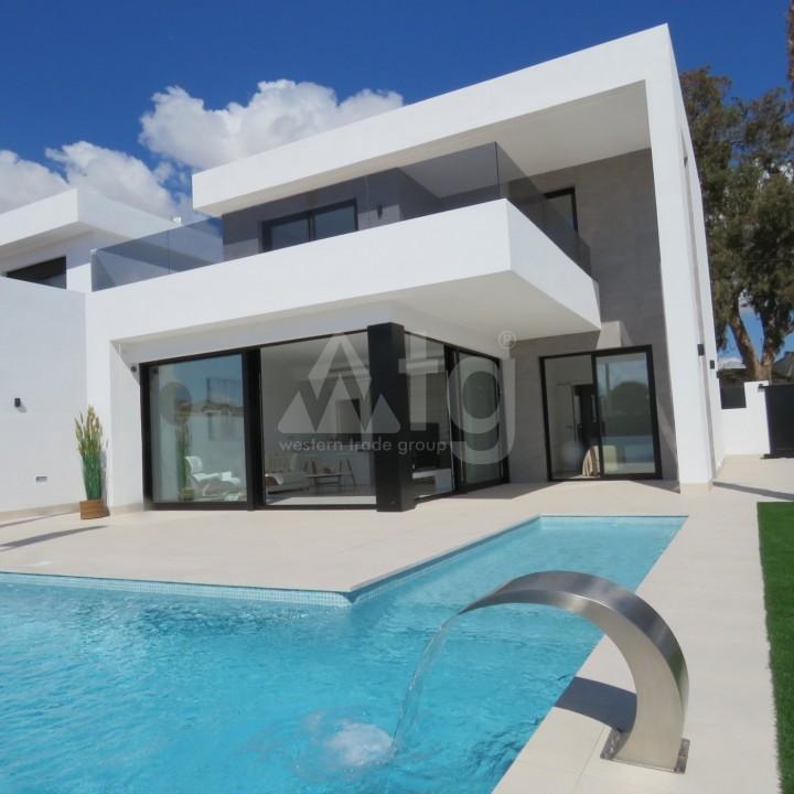 Villas en Santiago de la Ribera, 3 dormitorios, area 128 m<sup>2</sup> - WHG113950 - 17