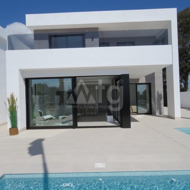Villas en Santiago de la Ribera, 3 dormitorios, area 128 m<sup>2</sup> - WHG113950 - 18