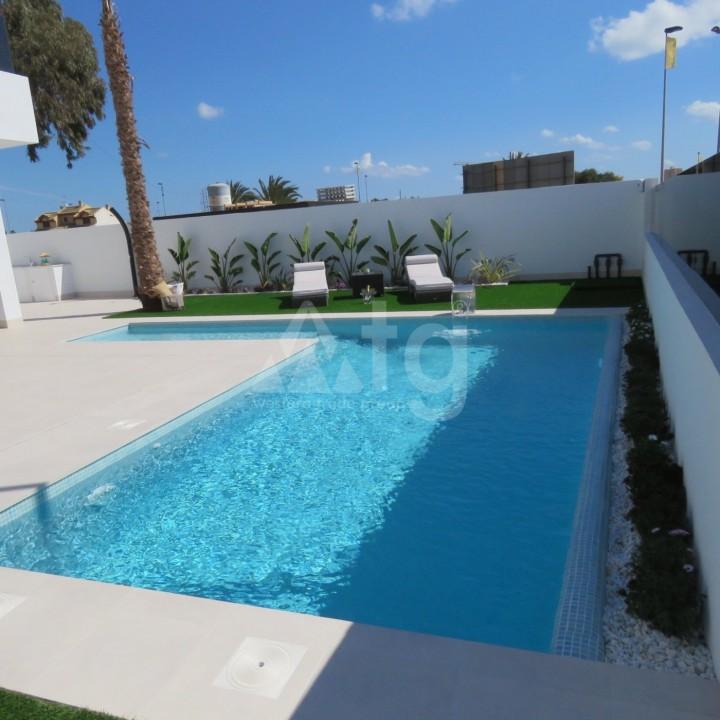 Villas en Santiago de la Ribera, 3 dormitorios, area 128 m<sup>2</sup> - WHG113950 - 19