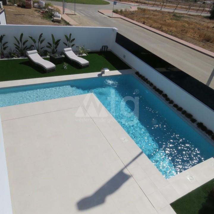 Villas en Santiago de la Ribera, 3 dormitorios, area 128 m<sup>2</sup> - WHG113950 - 29