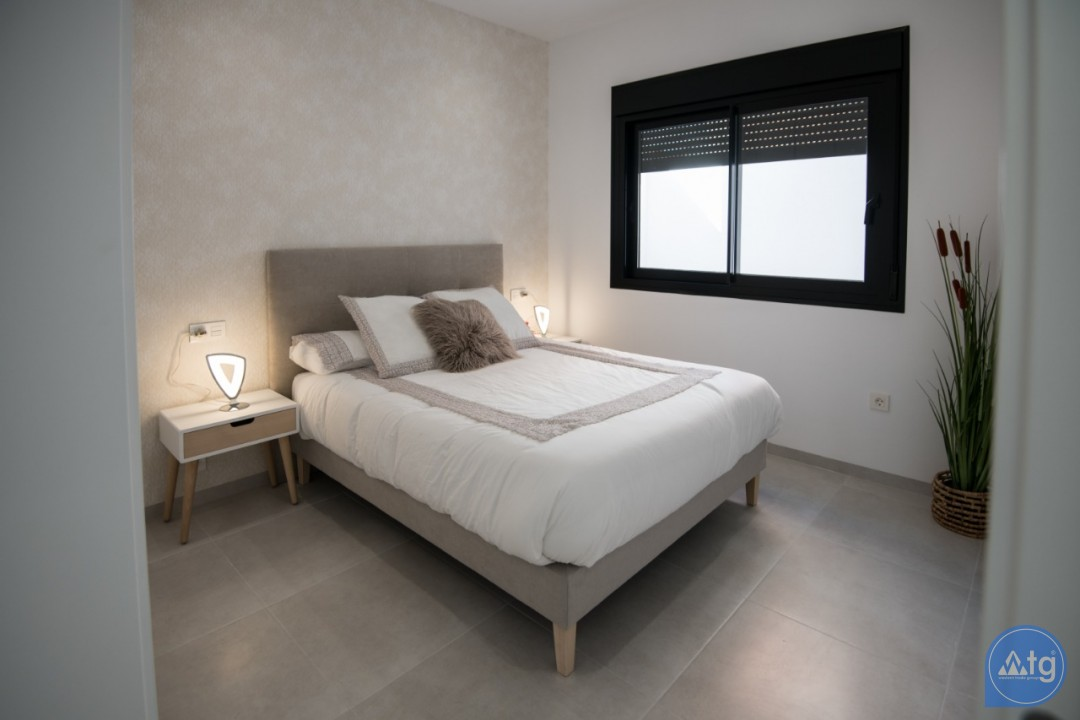Villas en Santiago de la Ribera, 3 dormitorios, area 128 m<sup>2</sup> - WHG113950 - 30