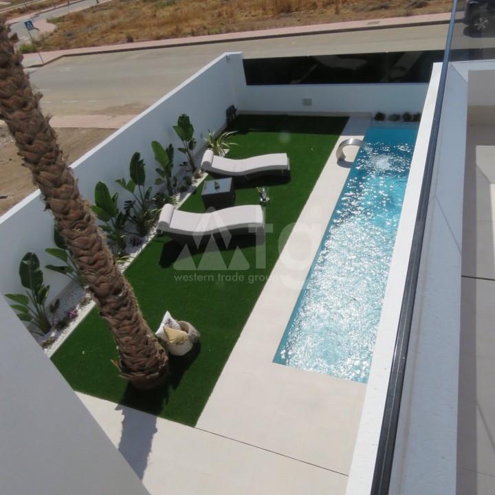 Villas en Santiago de la Ribera, 3 dormitorios, area 128 m<sup>2</sup> - WHG113950 - 31