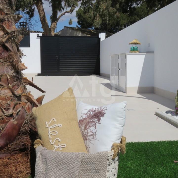 Villas en Santiago de la Ribera, 3 dormitorios, area 128 m<sup>2</sup> - WHG113950 - 34