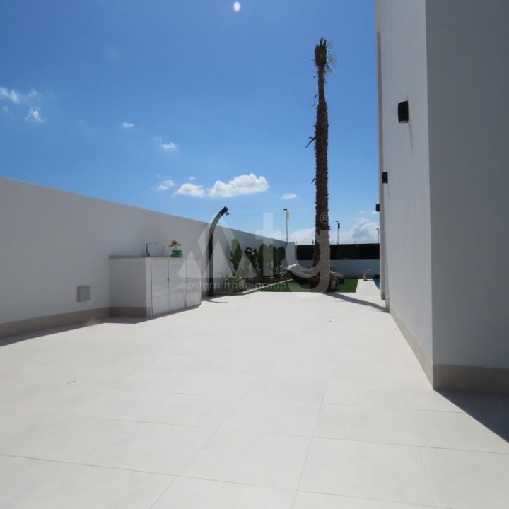 Villas en Santiago de la Ribera, 3 dormitorios, area 128 m<sup>2</sup> - WHG113950 - 35