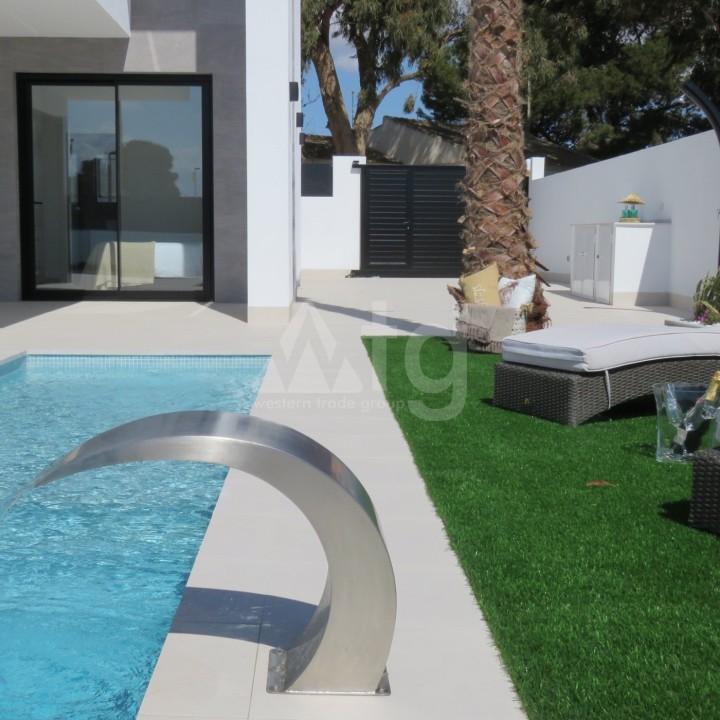 Villas en Santiago de la Ribera, 3 dormitorios, area 128 m<sup>2</sup> - WHG113950 - 42