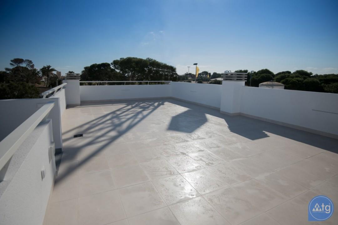 Villas en Santiago de la Ribera, 3 dormitorios, area 128 m<sup>2</sup> - WHG113950 - 48