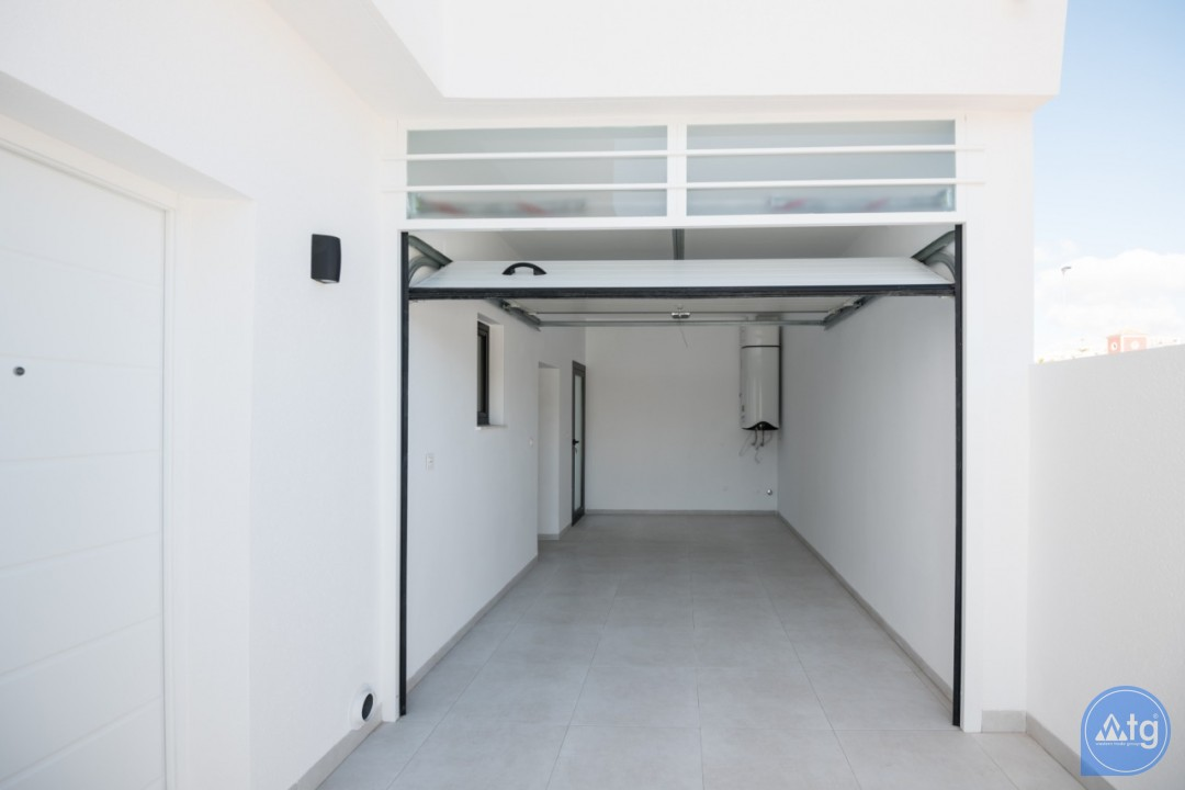 Villas en Santiago de la Ribera, 3 dormitorios, area 128 m<sup>2</sup> - WHG113950 - 49