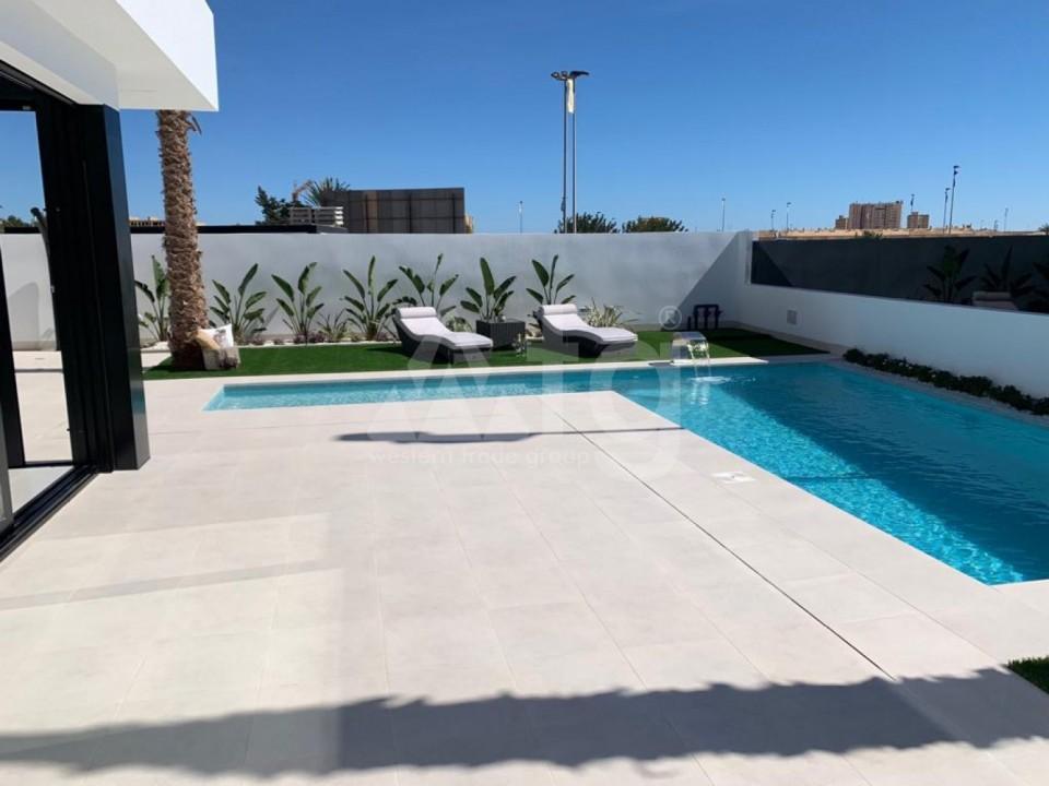 Villas en Santiago de la Ribera, 3 dormitorios, area 128 m<sup>2</sup> - WHG113950 - 5