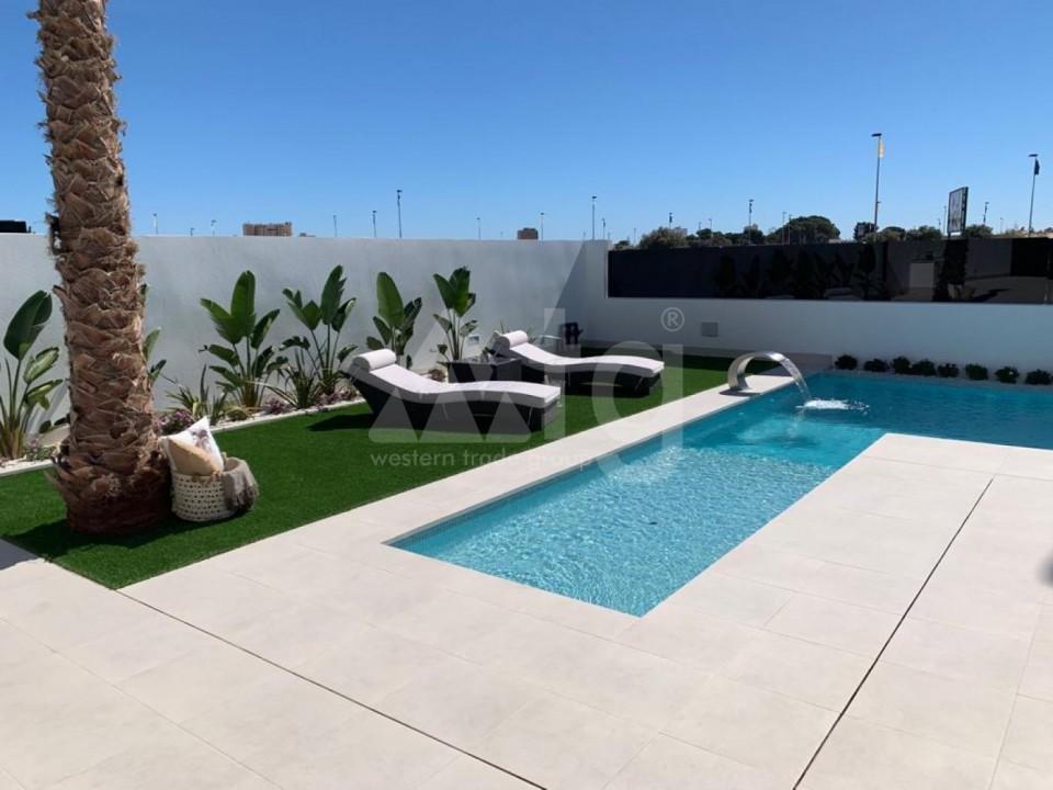 Villas en Santiago de la Ribera, 3 dormitorios, area 128 m<sup>2</sup> - WHG113950 - 8