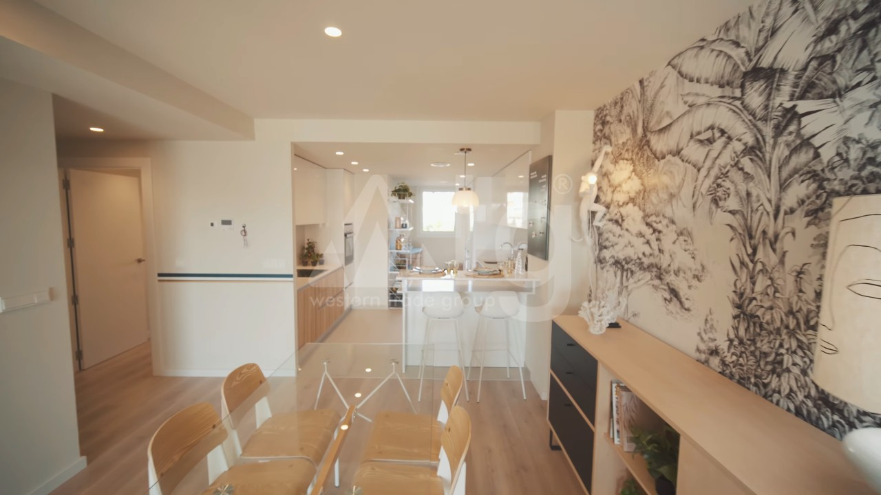 Appartement de 3 chambres à El Campello - MIS117440 - 2
