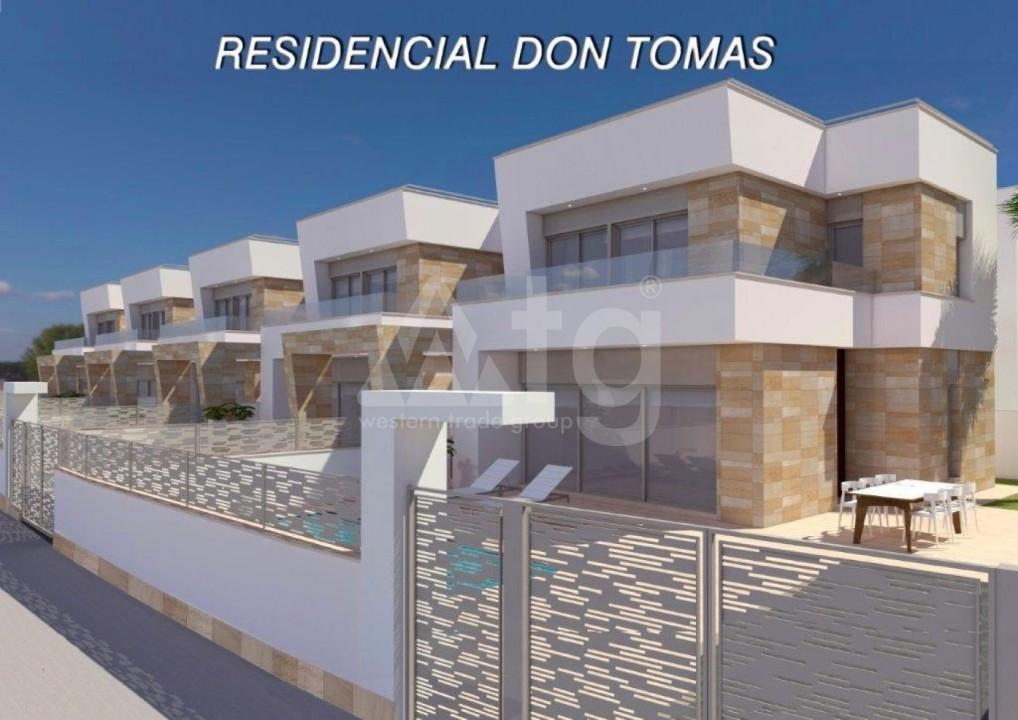 Appartement de 3 chambres à Finestrat - MS115105 - 1