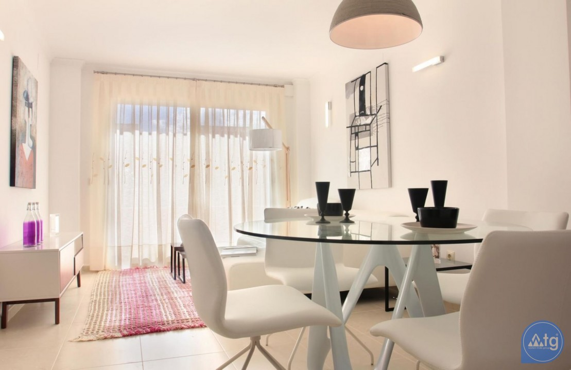 2 bedroom Apartment in Altea - TE3903 - 1