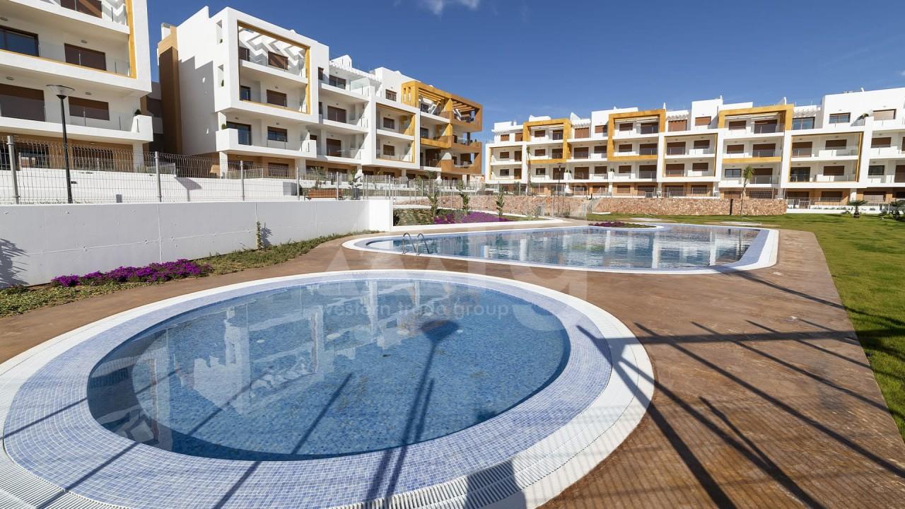 3 bedroom Apartment in Finestrat  - UBA116776 - 2