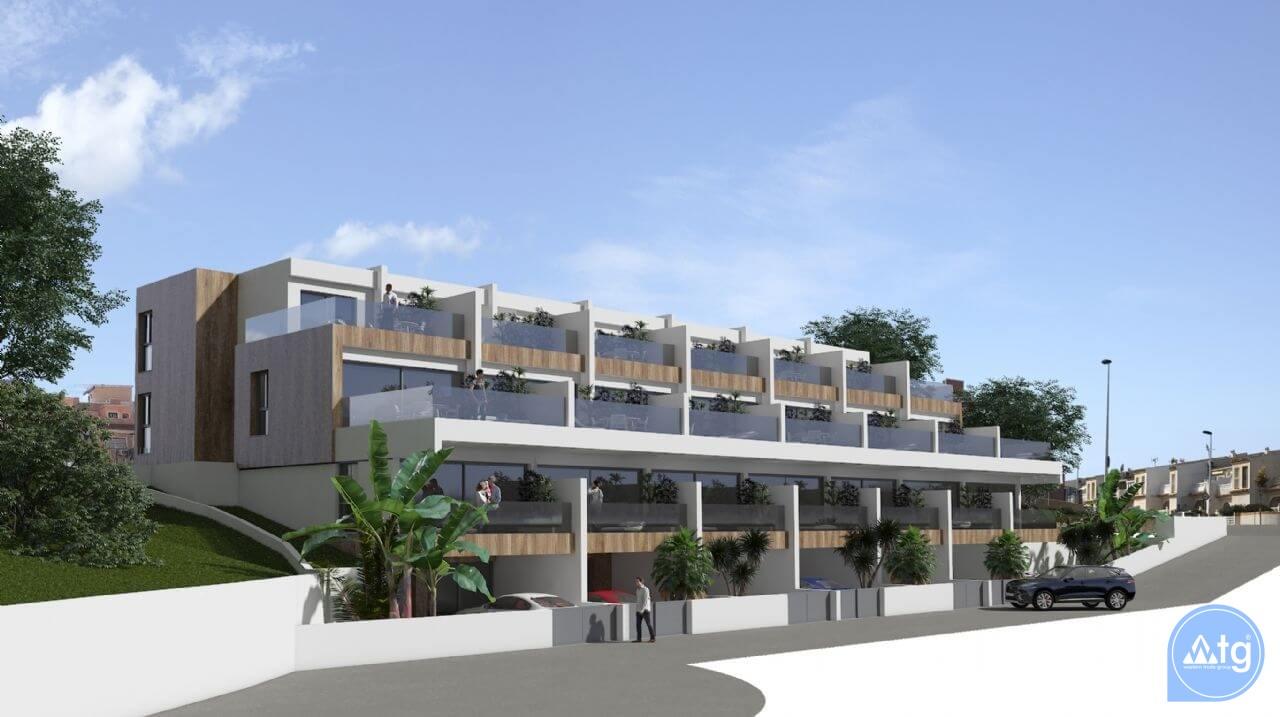 3 bedroom Apartment in Pilar de la Horadada - MG2801 - 1
