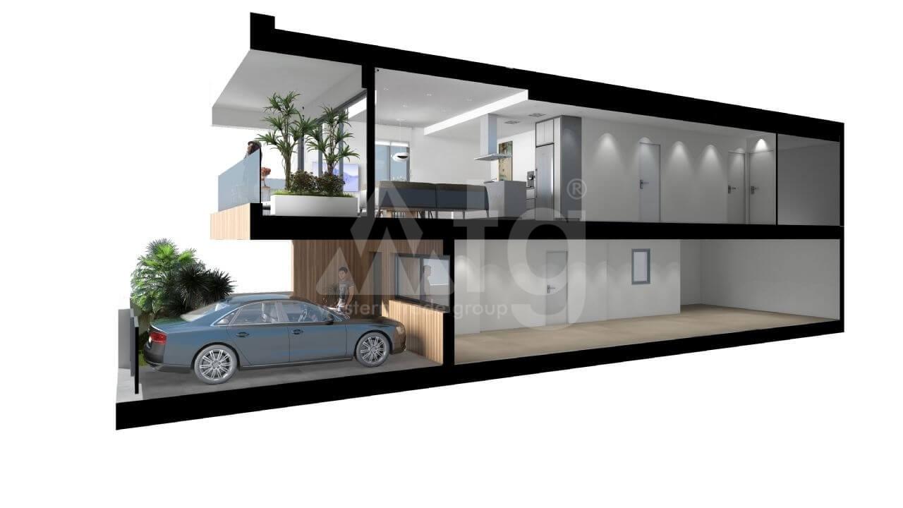 3 bedroom Apartment in Pilar de la Horadada - MG2801 - 3